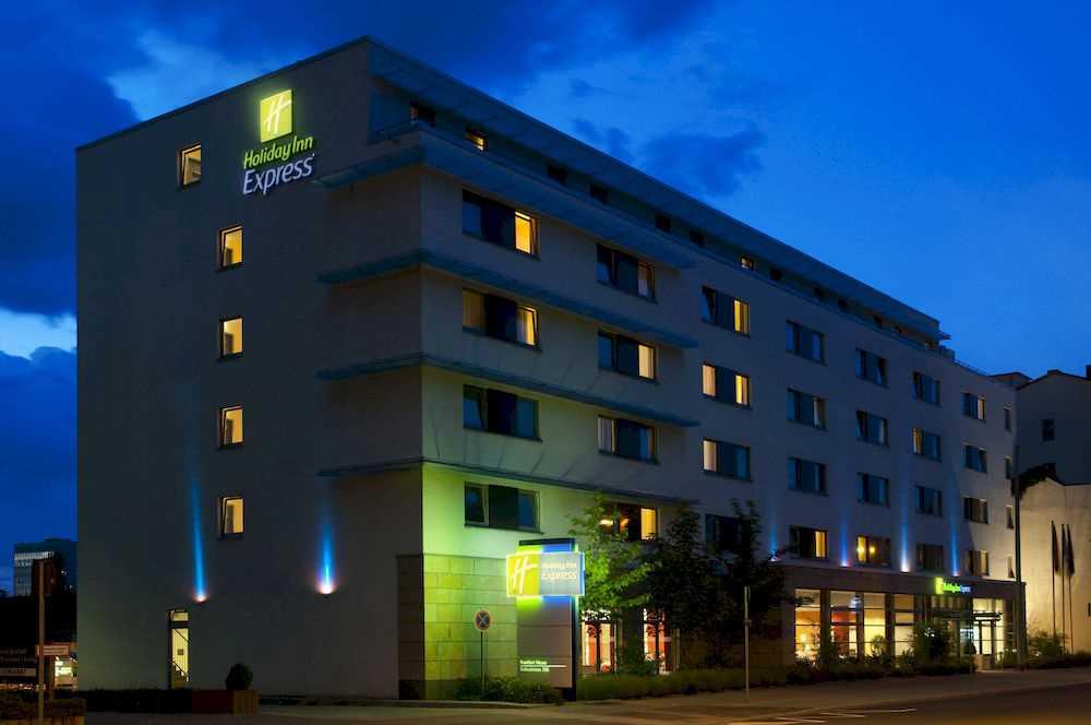 Hotel Holiday Inn Express Messe Frankfurt
