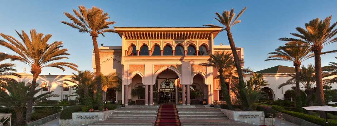atlantic palace agadir golf thalasso & casino resort