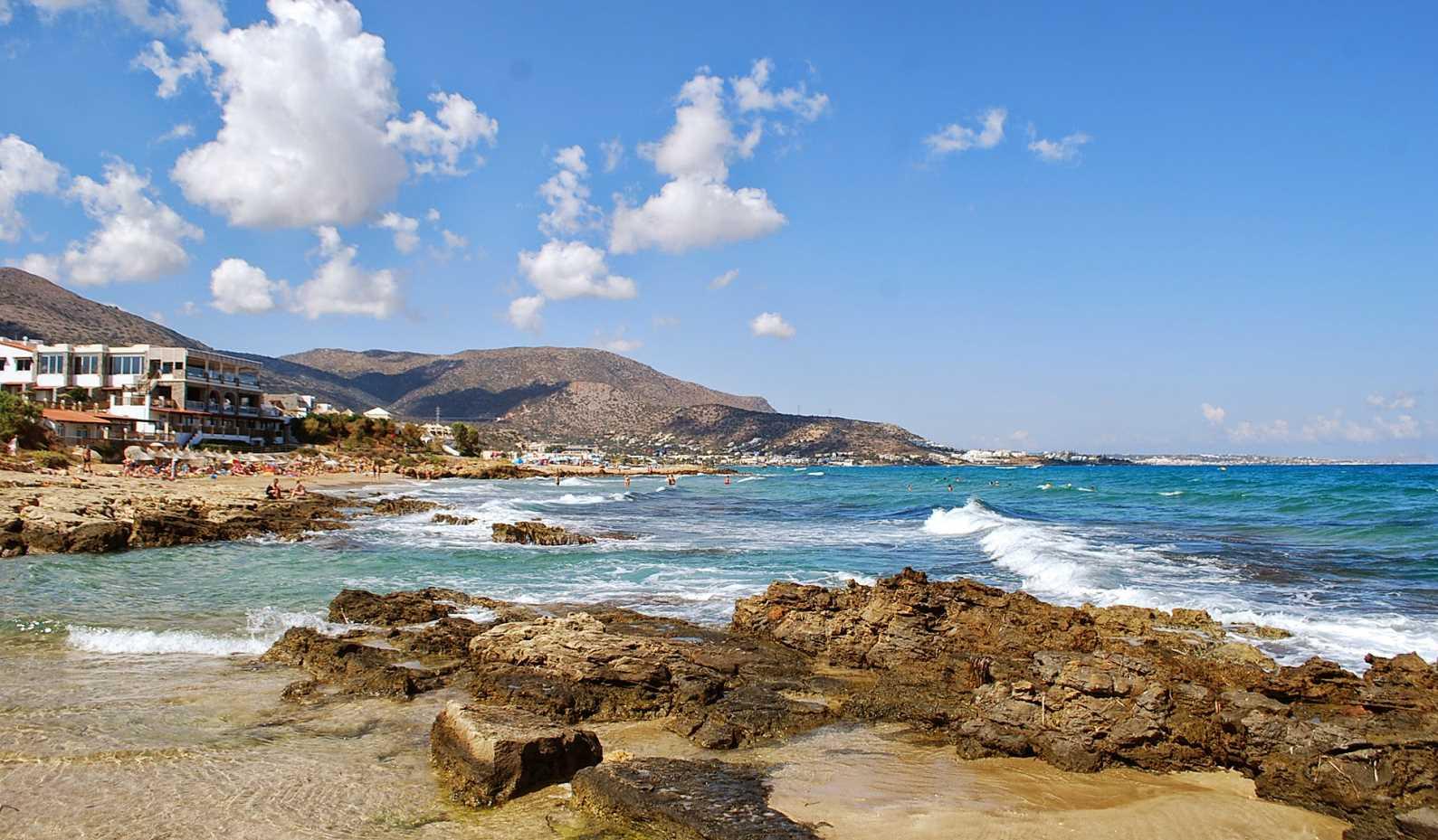 Crete Holidays Hotel Horizon Beach Adore Holidays