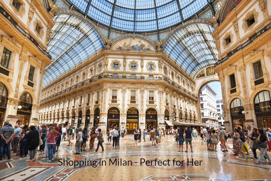 Milan holidays italy holidays adore holidays for Cheap shopping in milan