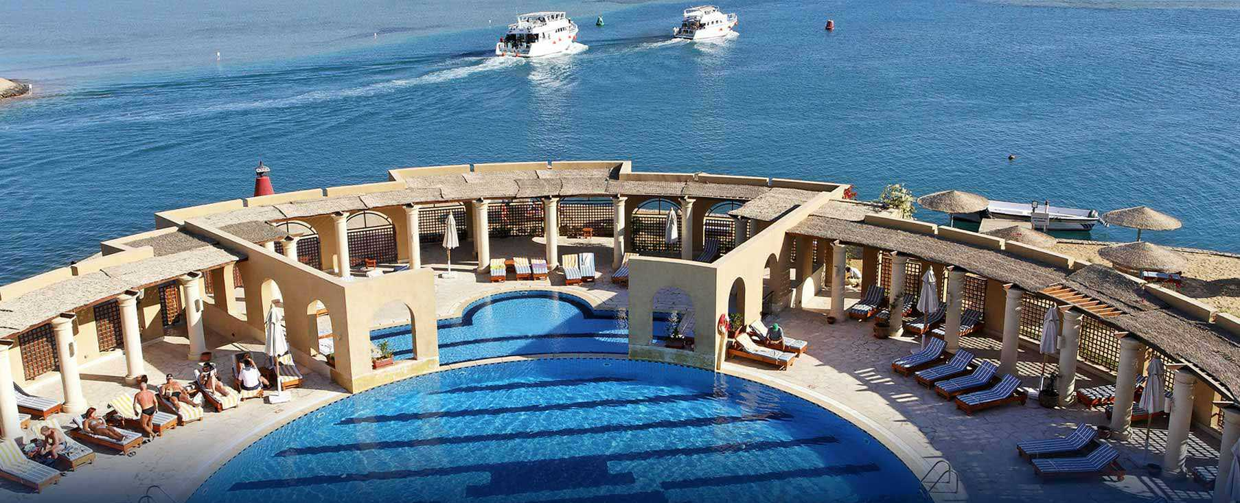 Holidays to hurghada - Sunny beach pools ...